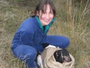 Save the Tasmanian Devil Program's wildlife biologist and lead author Dr Billie Lazenby
